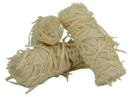 Öko Kaminanzünder aus Holzwolle und Wachs
