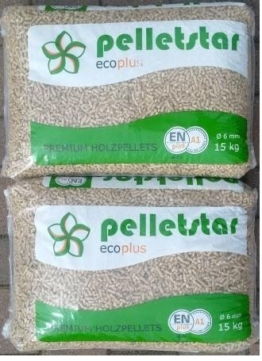 30 kg Pellets Sackware Holzpellets Heizpellets