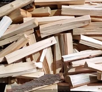 Anzündholz Anfeuerholz Anmachholz Brennholz kostenloser Versand
