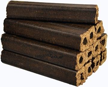 mumba - Probierset 3 x 10kg (insgesamt also 30kg) Eichenbriketts Pini Kay