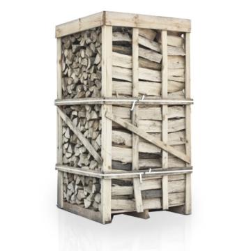 PALIGO Brennholz Kaminholz 2 RM = 2,8 SRM reine Buche 33cm trocken ofenfertig frei Haus