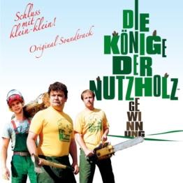 Die Könige der Nutzholzgewinnung CD